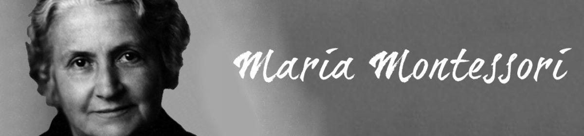 Maria Montessori Demontessoriorg